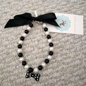 Dog Fashion Necklace